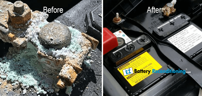 How to Clean Corrosion from Your Battery Terminals & Prevent It from Reforming (The 7 Step Guide)